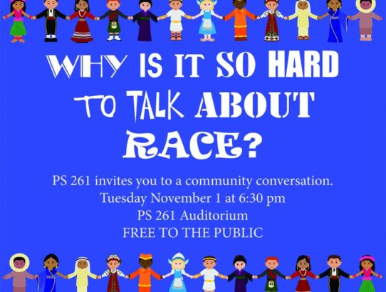 Why Is It So Hard To Talk About Race?