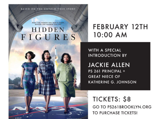 Private Screening of Hidden Figures
