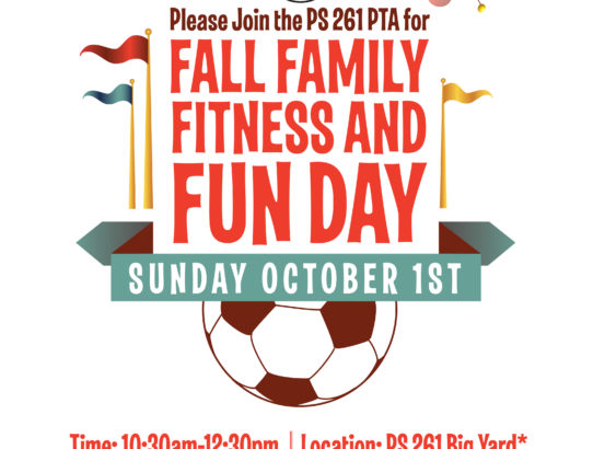 Fall Family Fitness and Fun Day
