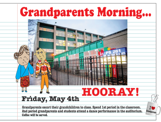 Grandparents Morning