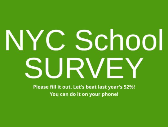 NYC School SURVEY