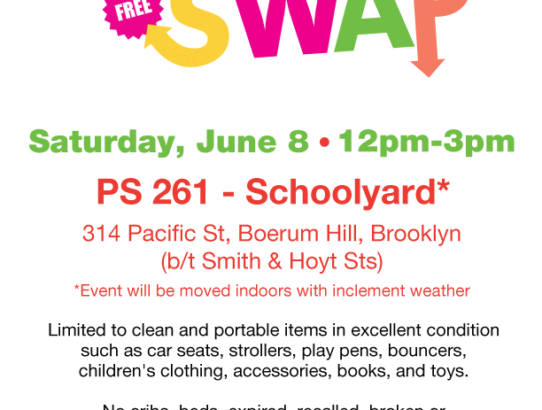 Children's Items Swap!