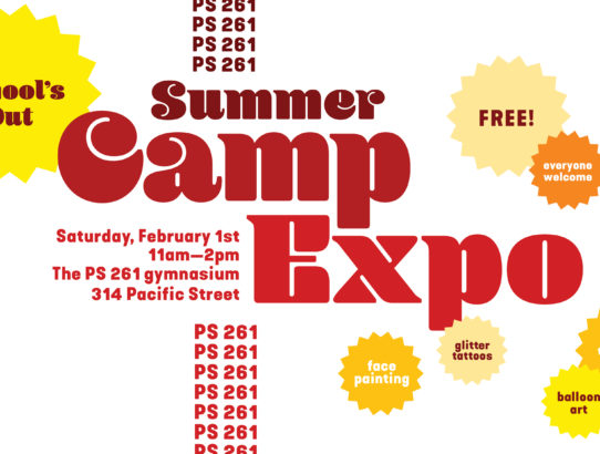 ☀️ Summer Camp Expo is  Saturday, February 1st